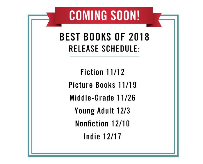 Best of 2018 Schedule
