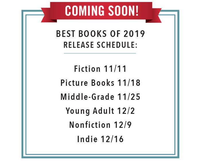 Best of 2019 Schedule