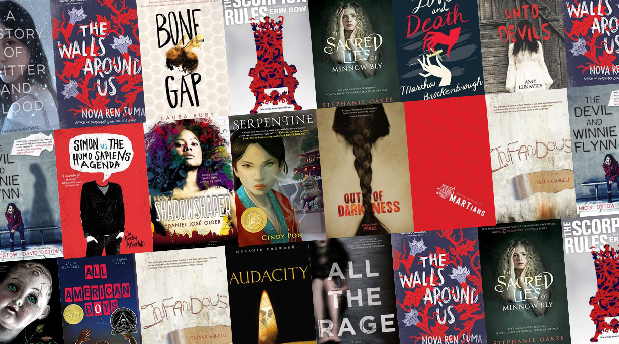 Stand-Out YA Books of 2015