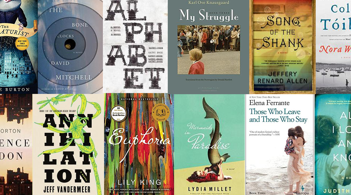Best Books of 2014: The Year the Walls Came Down