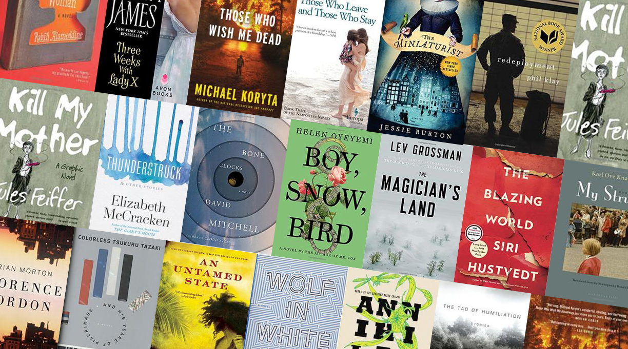 Best Quips from the Best Fiction Writers of 2014
