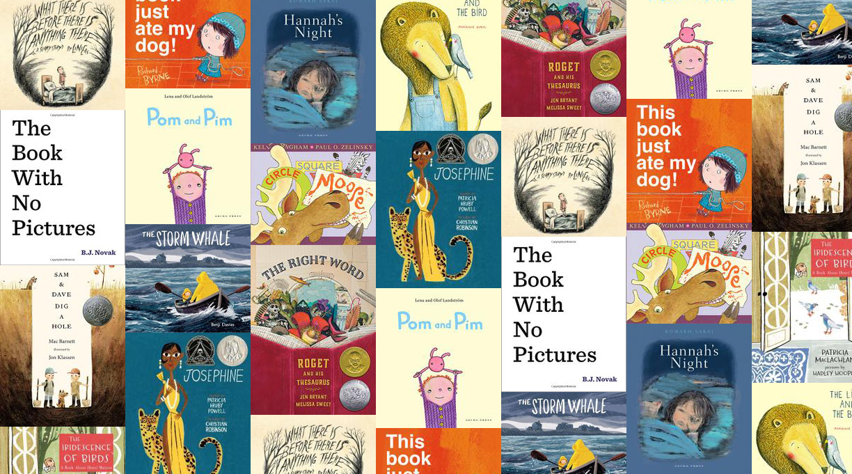 Seven Reasons Why 2014 Was a Great Year for Picture Books