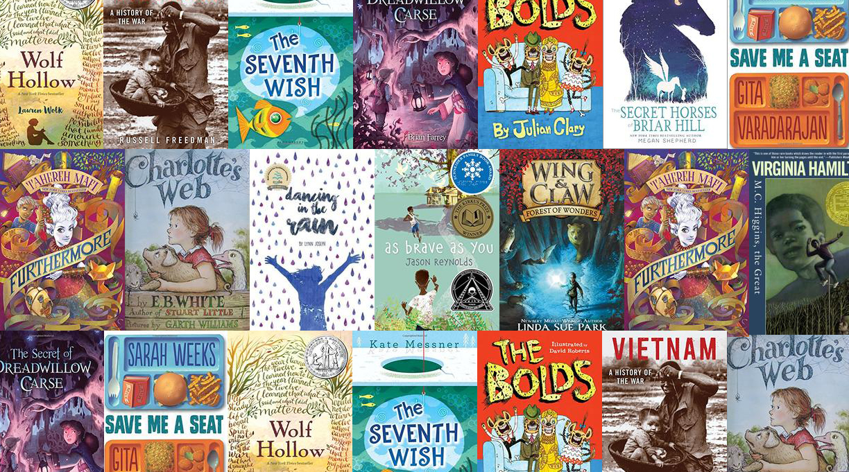 The Best Middle-Grade Books of 2016: Trusting Kids with the Tough Stuff