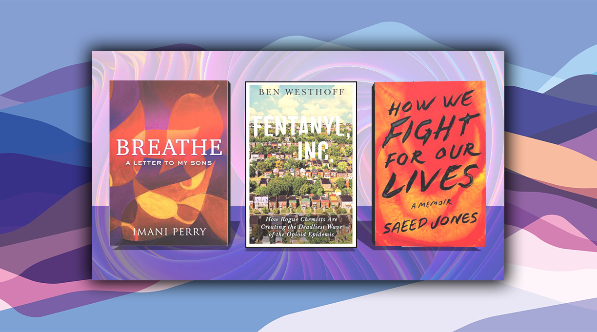Our Nonfiction Editor Shares His Top Reads for Fall
