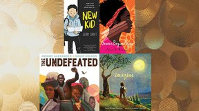 The Kirkus Prize: Spotlight on Finalists in Young Readers Literature (Picture Books and Middle Grade Books)
