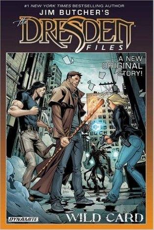 The Dresden Files: Wild Card
