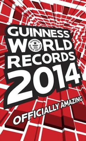 Appreciations: The Guinness Book of World Records Enters Its Seventh Decade