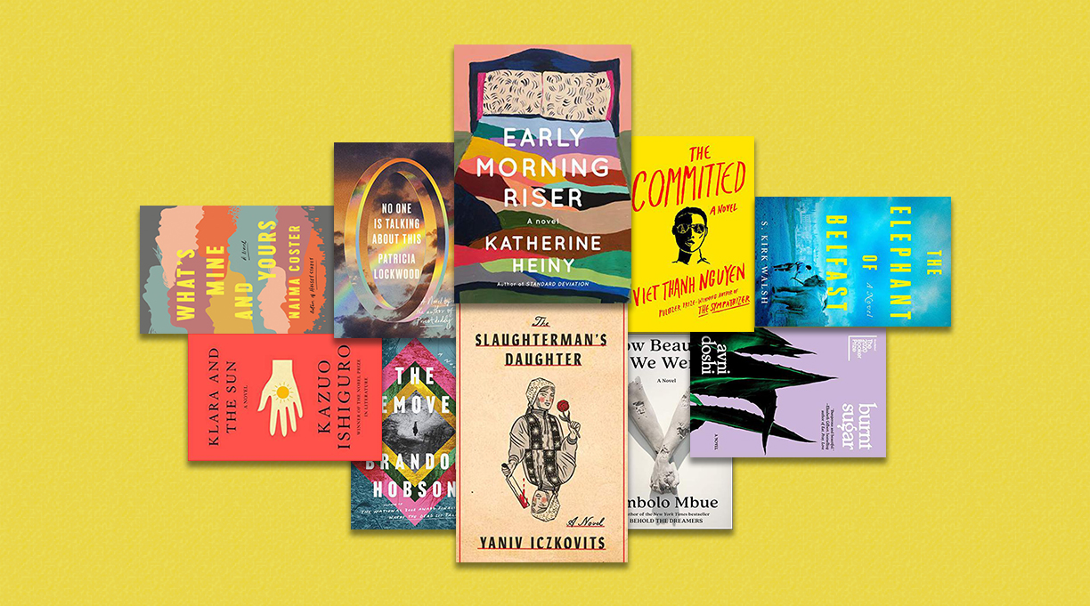 10 Fiction Books To Look for in 2021