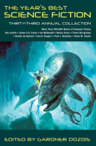 The Year's Best Science Fiction and Gardner Dozois