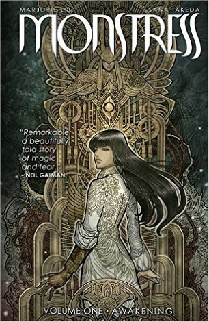 The Pull List for August: Monstress, Squirrel Girl, Muppets, and Labyrinth