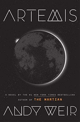 Artemis & Other Moon-Inspired Science Fiction Stories