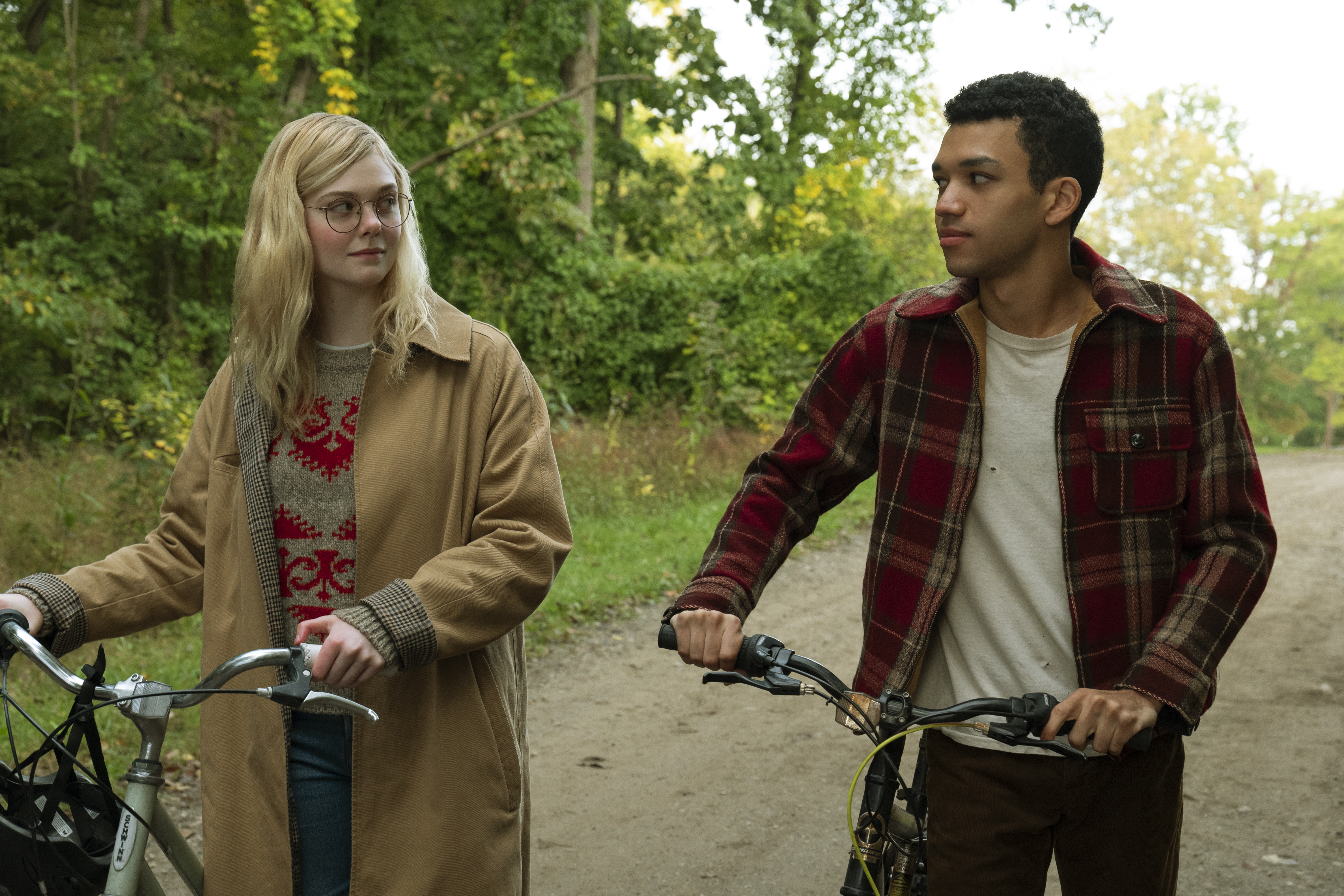 Netflix's All the Bright Places: Sincere but Slight