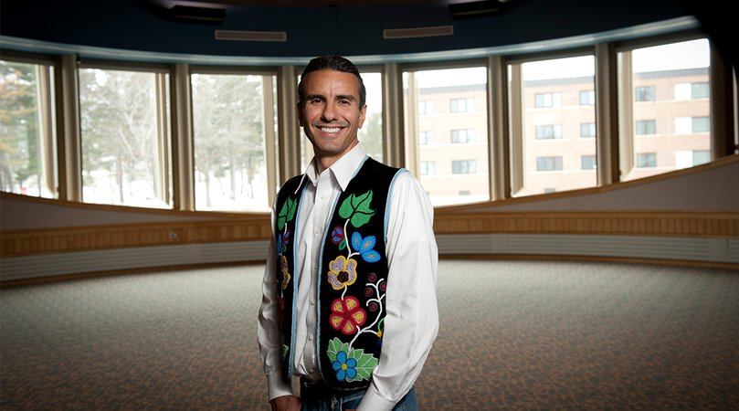 A Native 'Ambassador in the Borderlands'