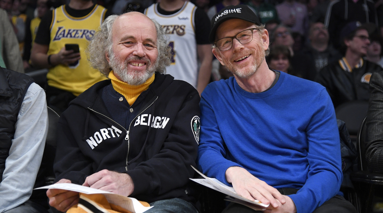Brothers Clint and Ron Howard Are Writing a Memoir