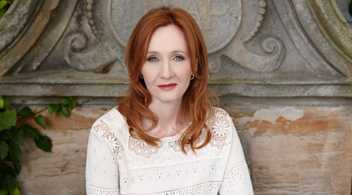 New Children's Book by J.K. Rowling Coming in Fall