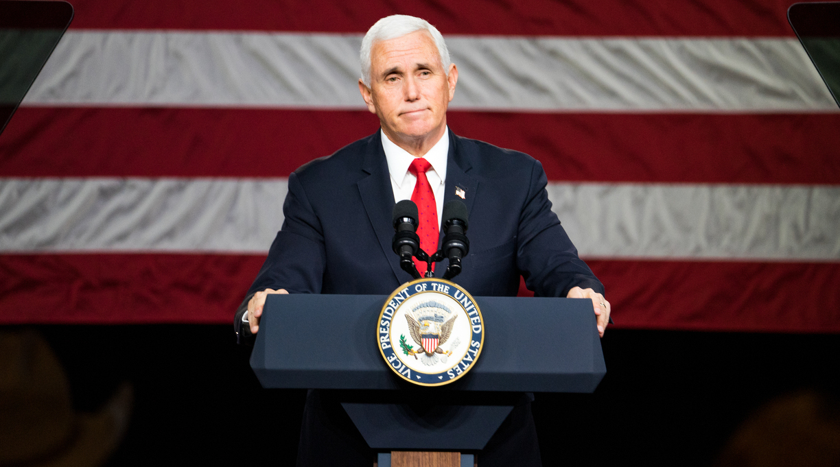 S&S Defends Book Deal With Mike Pence