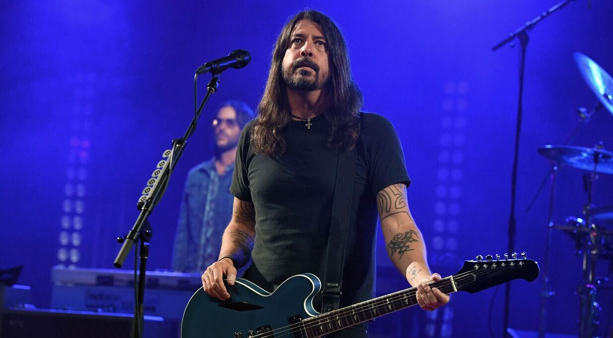 Dave Grohl Will Publish Memoir in the Fall