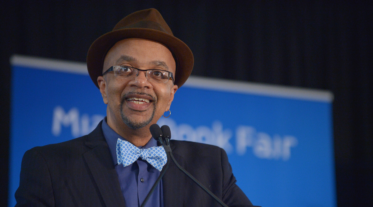 James McBride Wins Inaugural Gotham Book Prize