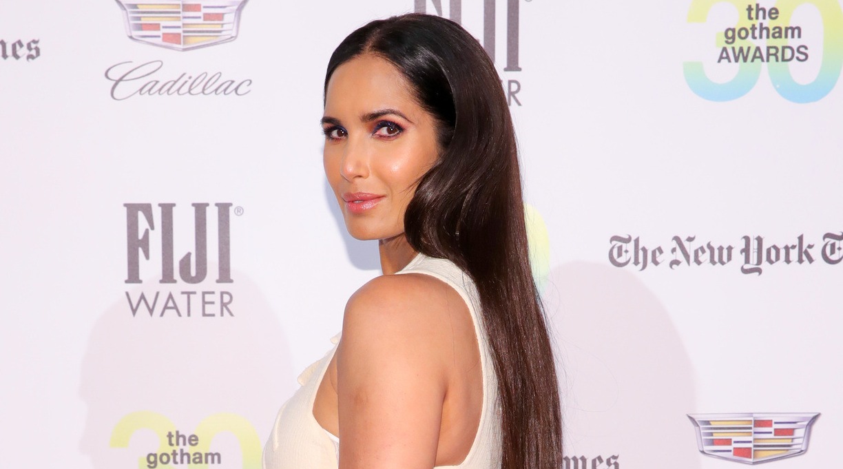 Padma Lakshmi Writing a Picture Book About Cooking