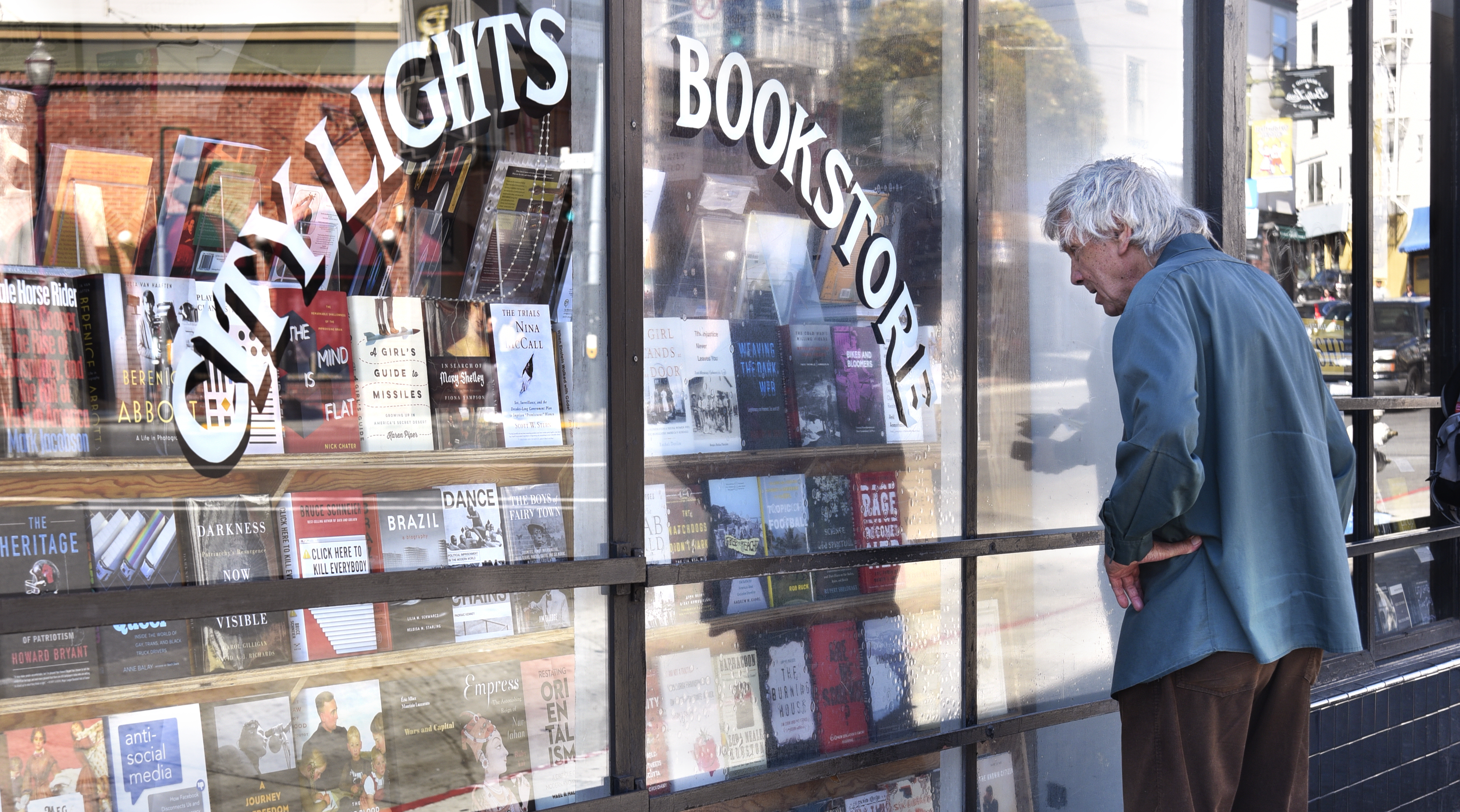 Bay Area Authors Launch #WeLoveBookstores Campaign