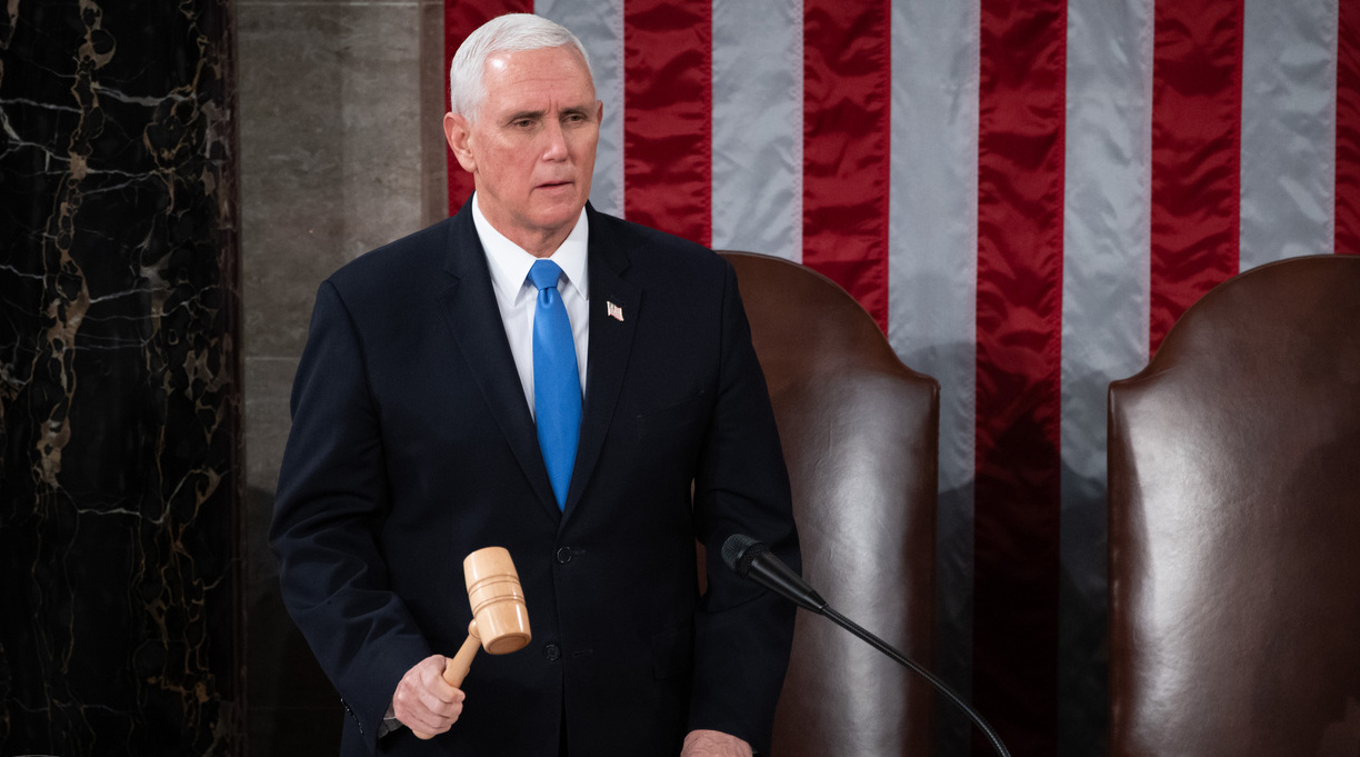 Mike Pence Will Publish Autobiography in 2023