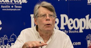 Stephen King Talks to NPR on Quarantine Life