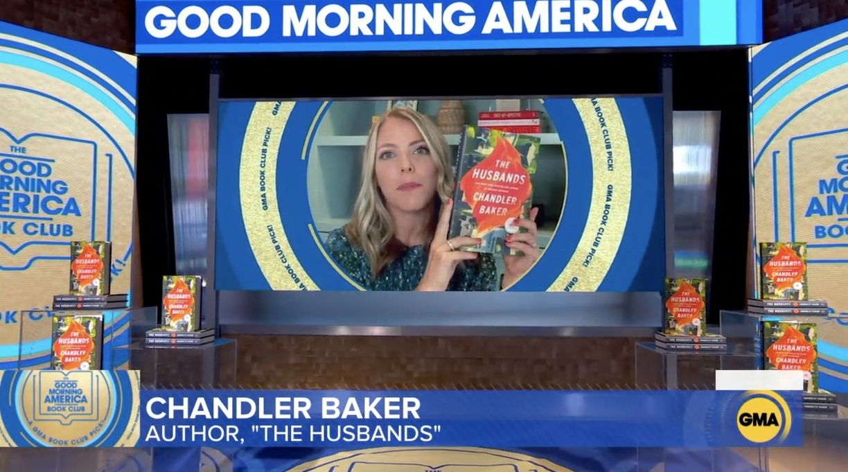 'The Husbands' Is New 'GMA' Book Club Pick