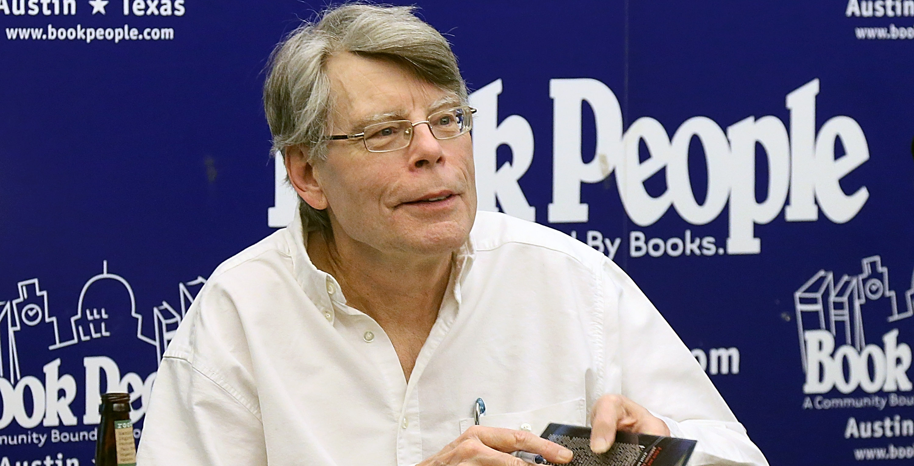 Stephen King's Next Novel Gets March Release Date | Kirkus Reviews