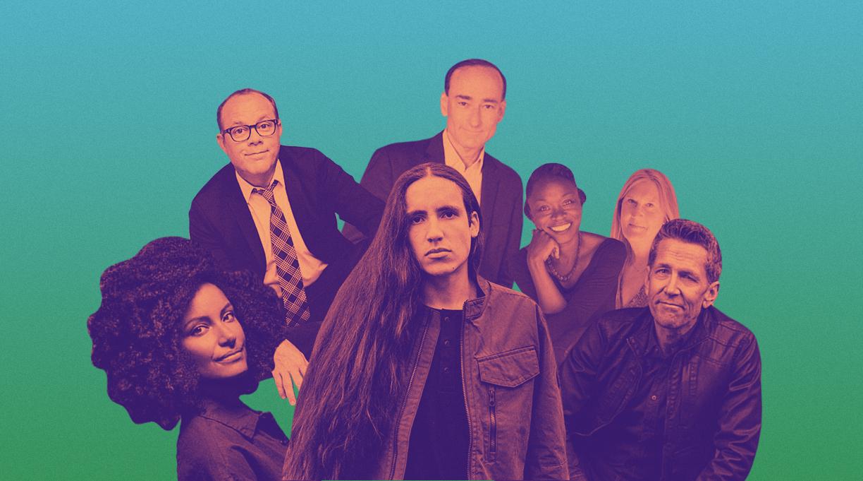 Best of 2020: A Year of Kirkus Video Interviews