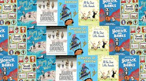 Best of 2020: Our Favorite Middle-Grade Books