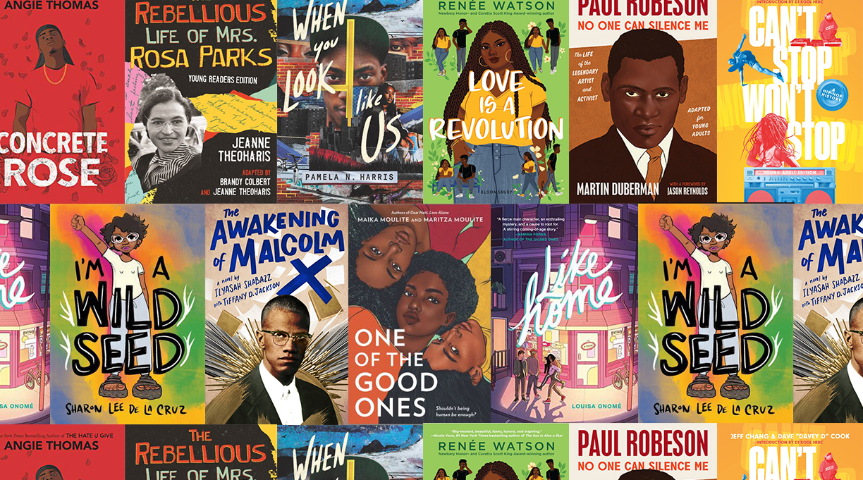 10 Teen Reads for Black History Month