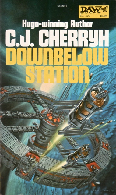 The Worlds of C.J. Cherryh