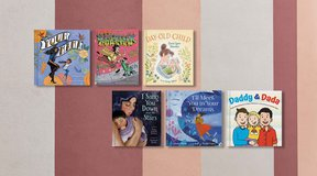 6 Diverse Mother's and Father's Day Books for Kids