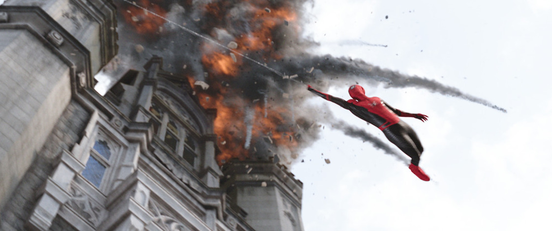 Screener: Spider-Man: Far from Home