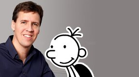 Jeff Kinney Receives France's Order of Arts and Letters