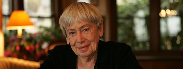 Ursula K. Le Guin, Brand Ambassador?