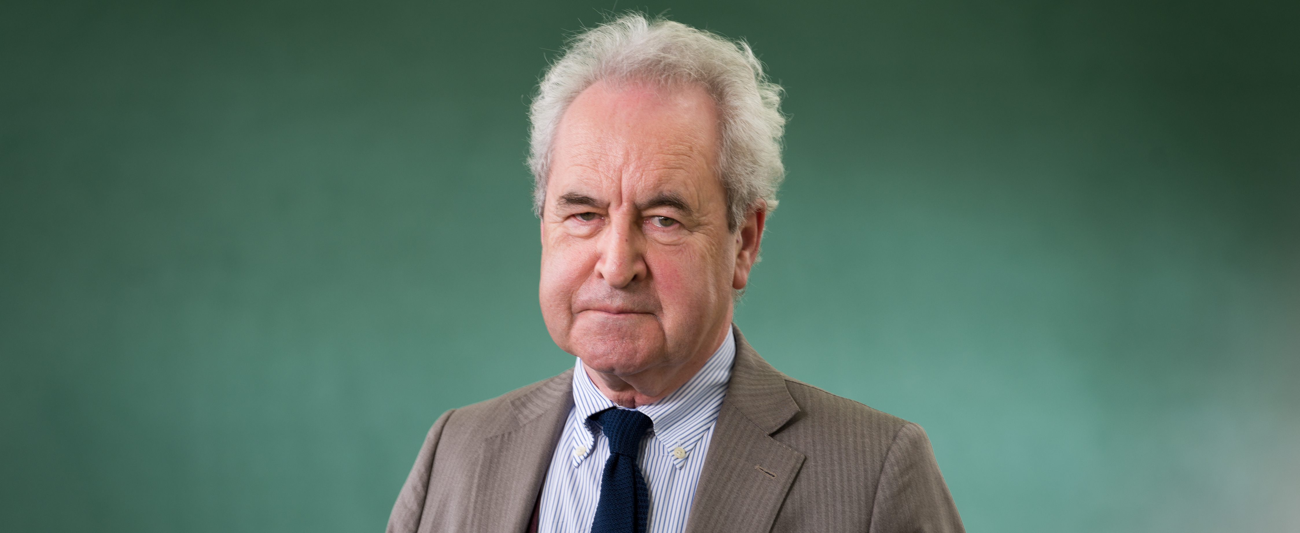 John Banville Says He Hates the 'Woke Movement'