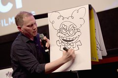 """Dav Pilkey Named """"Person of the Year"""" by Publishers Weekly"""