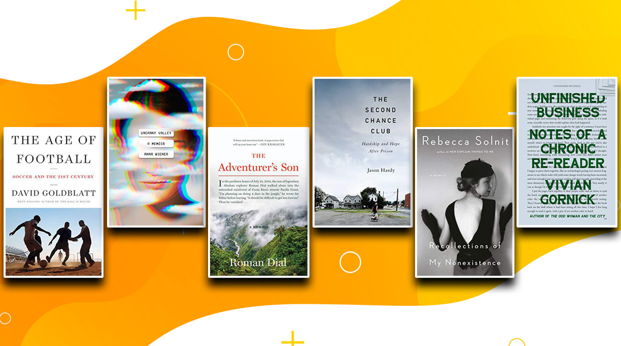 2020 Preview: Six Nonfiction Titles Not to Miss