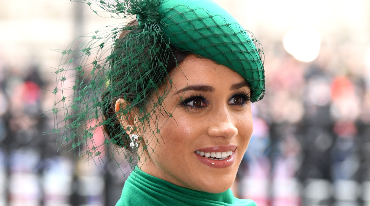 Report: Meghan Markle Plans To Write Fiction