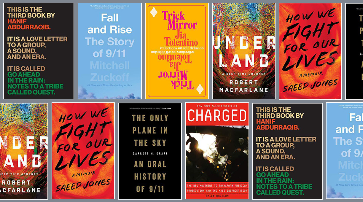 Our Nonfiction Editor Offers Some Favorites From the Best Nonfiction of 2019 List