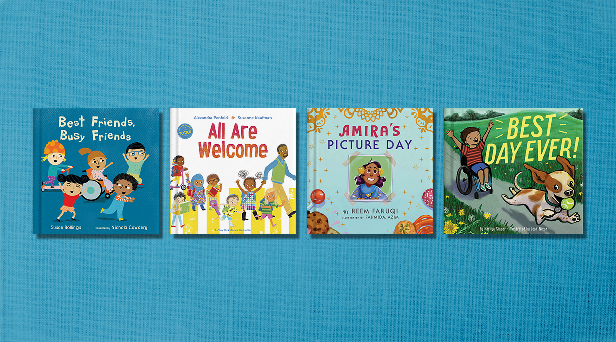 How Picture Books Can Represent Diversity Better