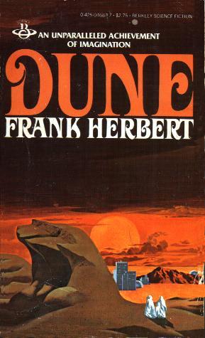 Frank Herbert - Dune (Cover)