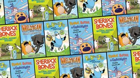 Fall Preview: Graphic Novels for Young Readers