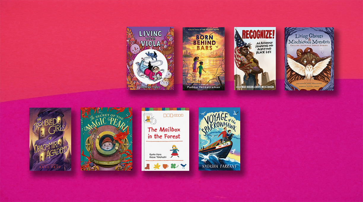 8 Middle-Grade Books To Read This Fall