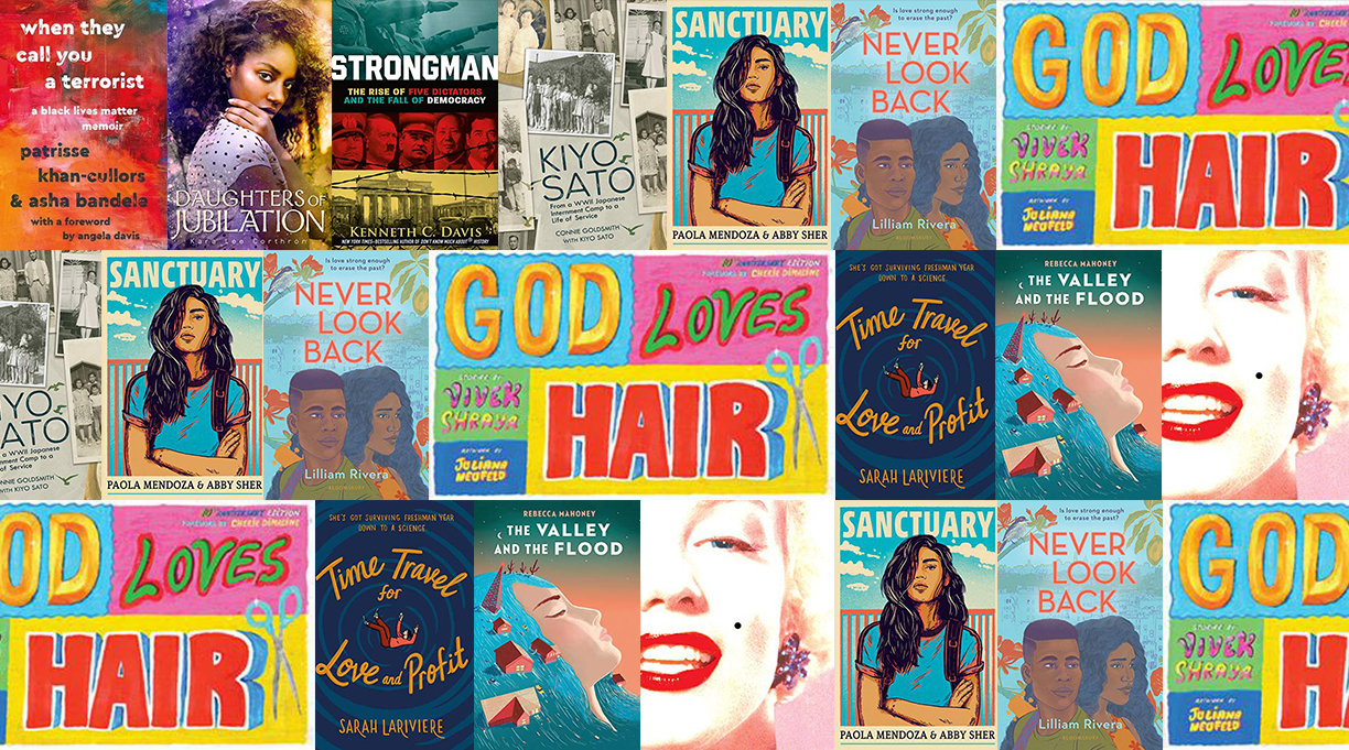 10 Outstanding Fall Titles for Teens