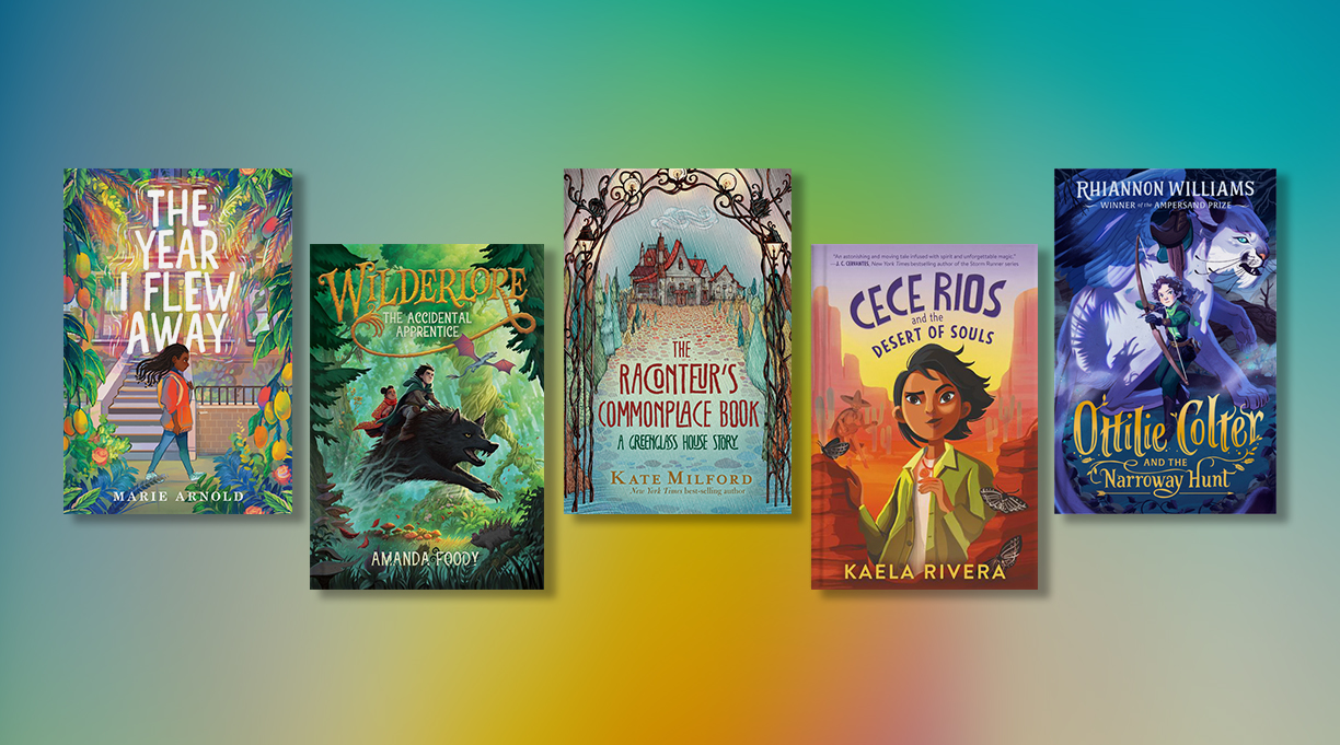 5 Children's Novels for Fantasy Lovers of Any Age