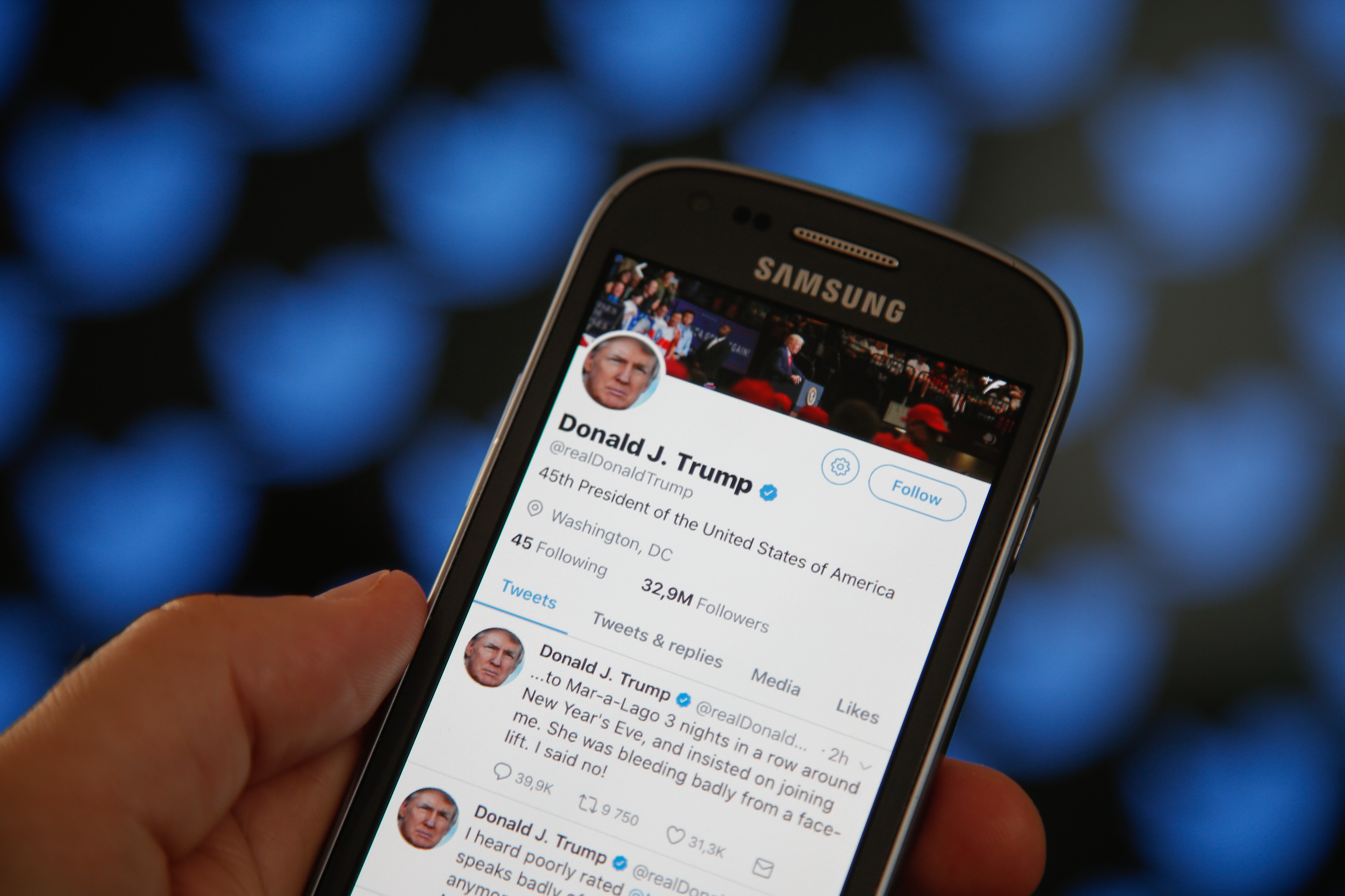 Poet-in-Chief: Trump's Tweets Published as Verse