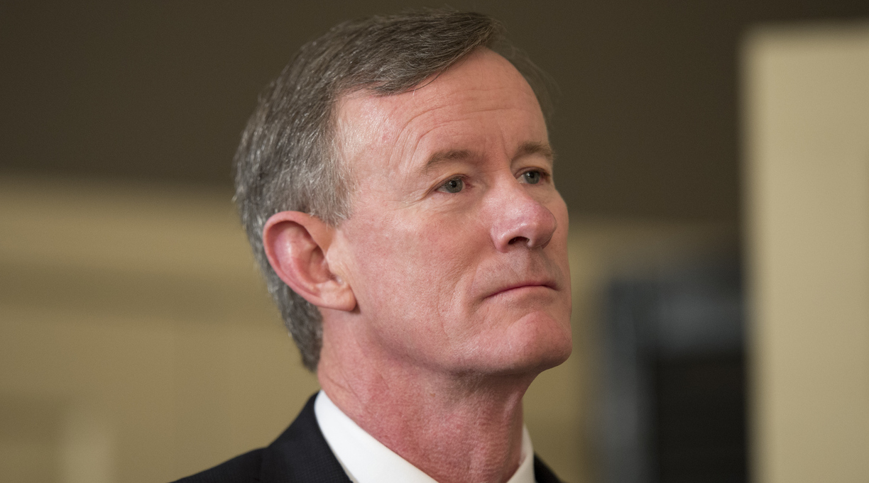 William McRaven Adapts 'Make Your Bed' for Kids