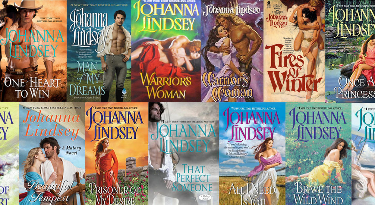 The Memorial Johanna Lindsey Deserves